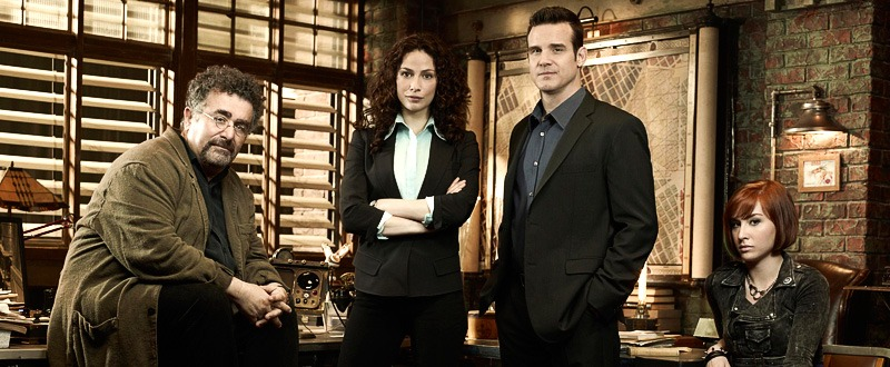"Warehouse 13: ""QED"""