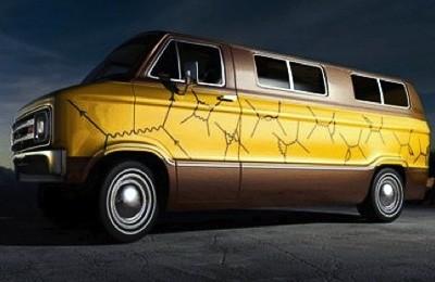 Richard Feynman's van