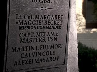 The Return of Maggie Beckett