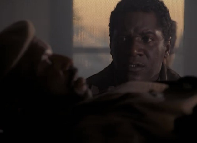 Cleavant Derricks tore a muscle in his face from all this PASSION.