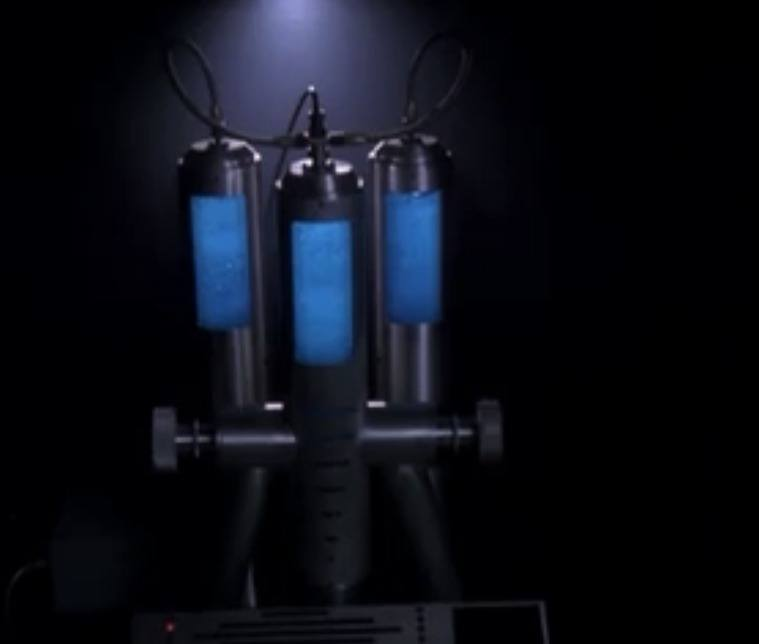 """Sliders' obsession with """"weapons of mass ethnic cleansing"""" culminates in three tubes of goo."""